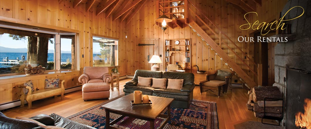 Search properties buckingham luxury vacation rentals for Cabin rental tahoe