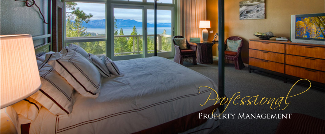 South Lake Tahoe Property Management