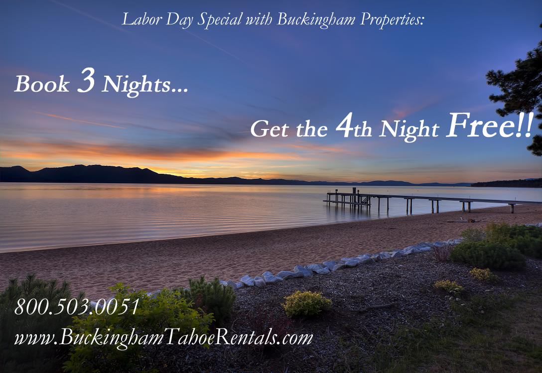 Last minute labor day deals buckingham luxury vacation for Last minute get away weekend