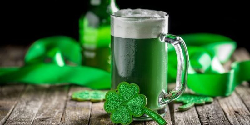 St. Patrick's Day - Green Beer